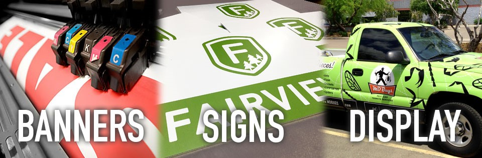 Signs and Banners from Tower Printing