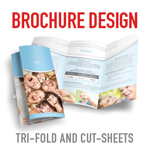 Experience professional graphic designer fro brochures and flyers in Mesa, Gilbert, Arizona. Tower Media group serves the entire East Valley