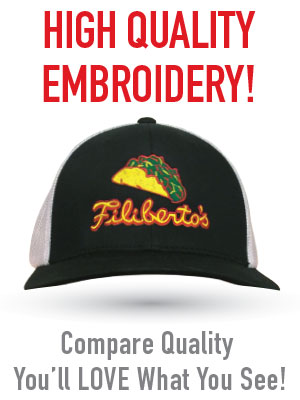 Local East Valley Embroidery on Shirts and hats 480-835-0003 34bee2f26bc