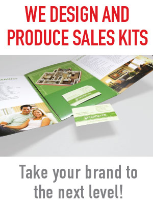 We design and print sales and marketing collateral with folders and cut sheets. Professional design and printing in mesa, tempe, phoenix, chandler AZ