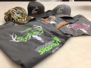 Arizona apparel printing specialist for all kinds of shirts , hats and accessories. silk screen, dye sublimation and embroidery available.